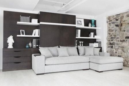 шкаф кровать с угловым диваном 1 054 купить в киеве недорого в
